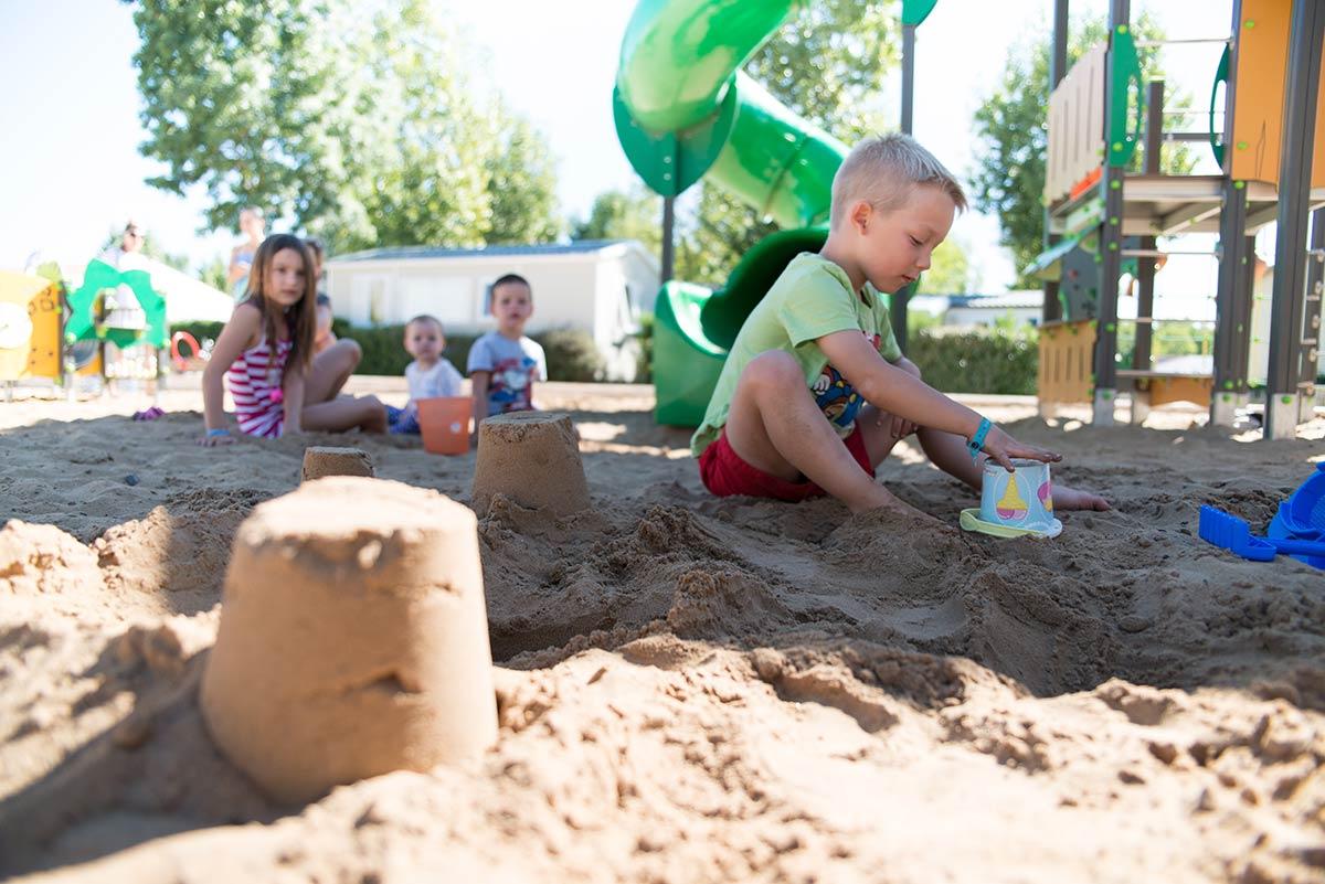 paté de sable club enfants