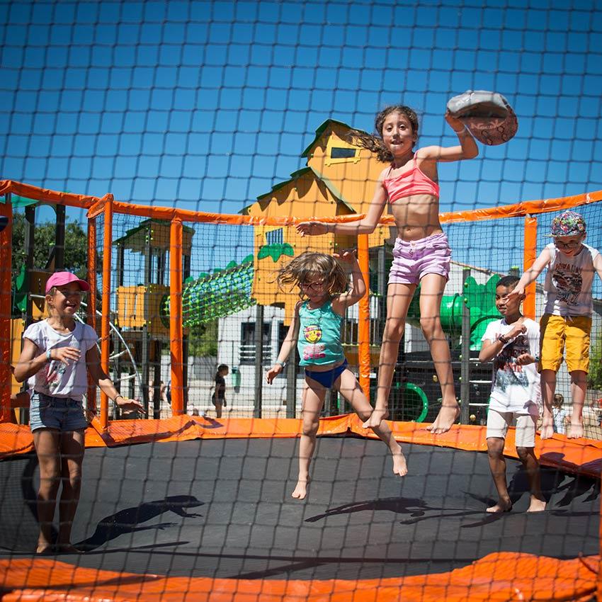 club enfants du camping en Vendée