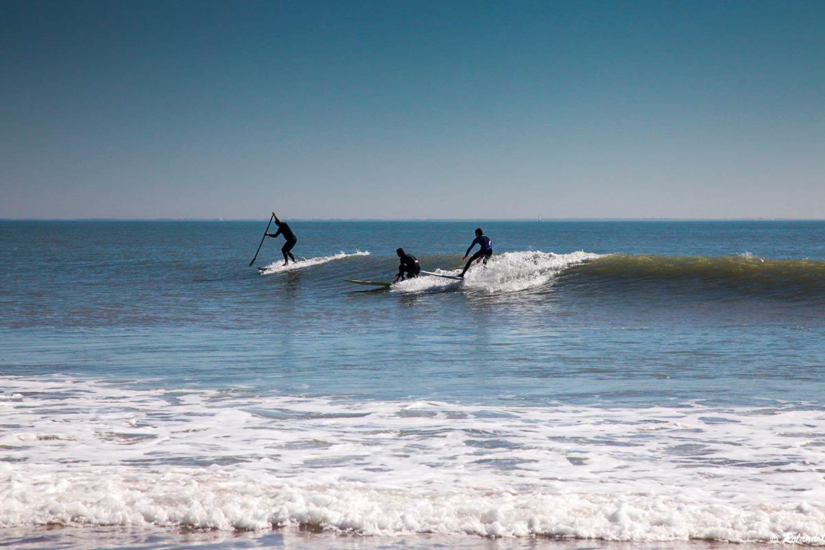 SURF à la Tranche sur Mer