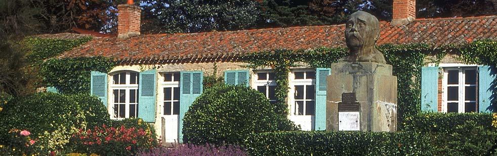 maison de Clemenceau