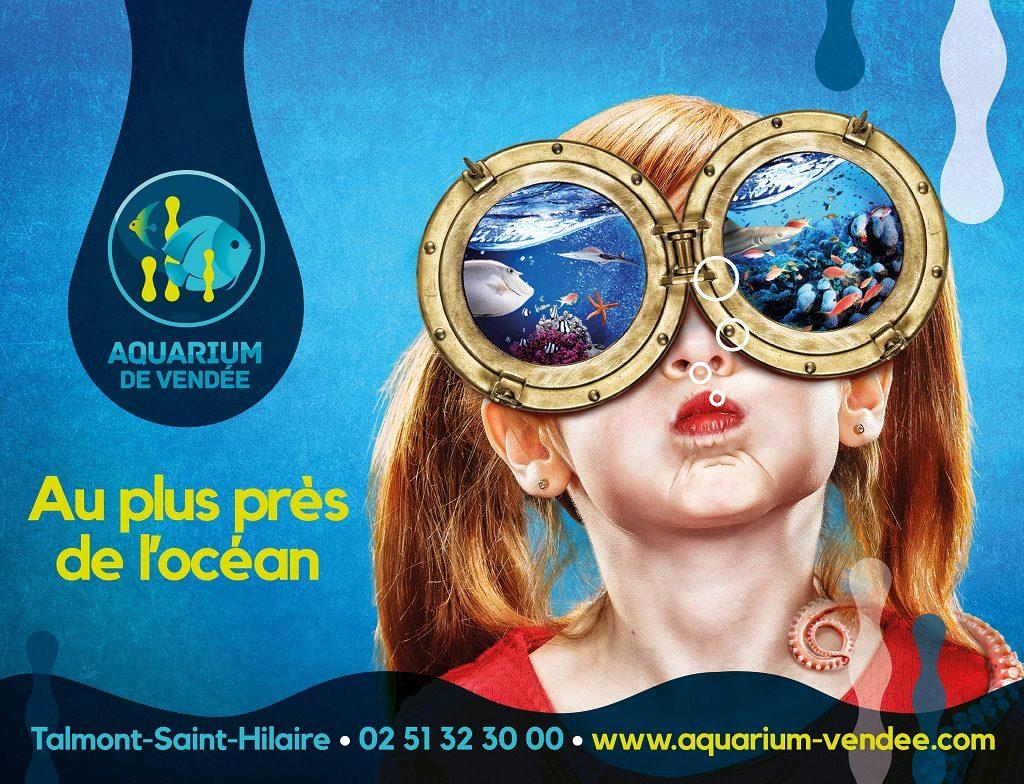 Aquarium le 7 ème continent en Vendée