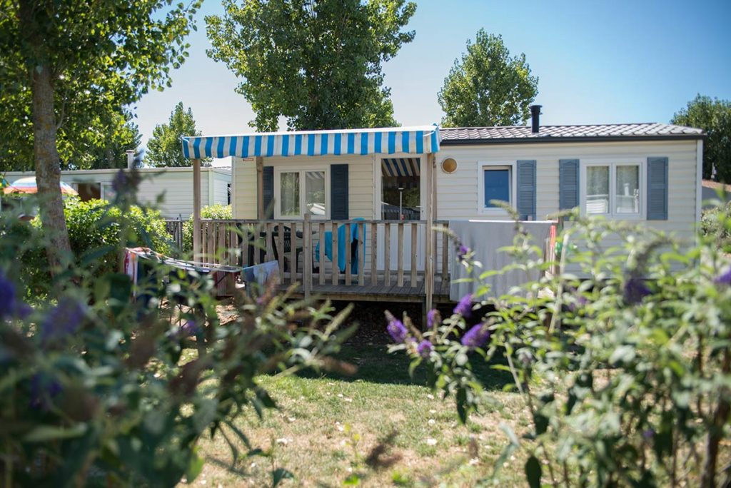 camping location de mobil home