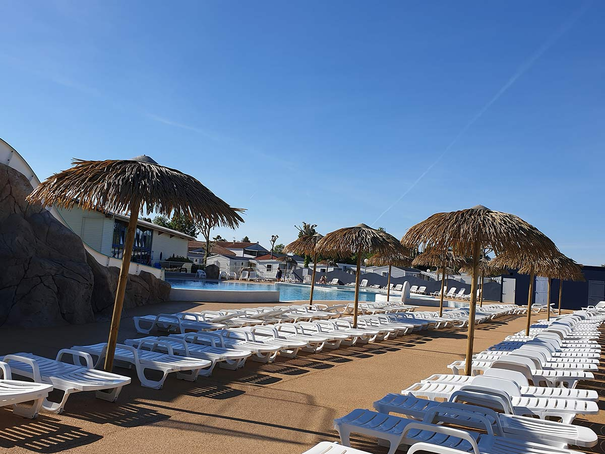 camping espace piscine